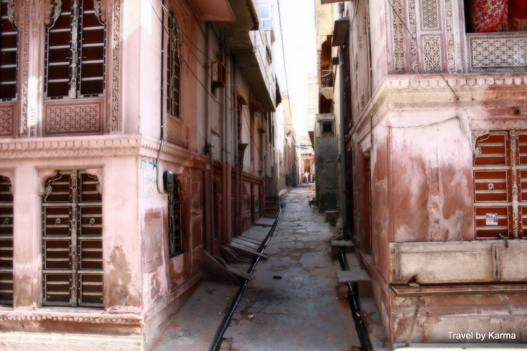 The old Bikaner