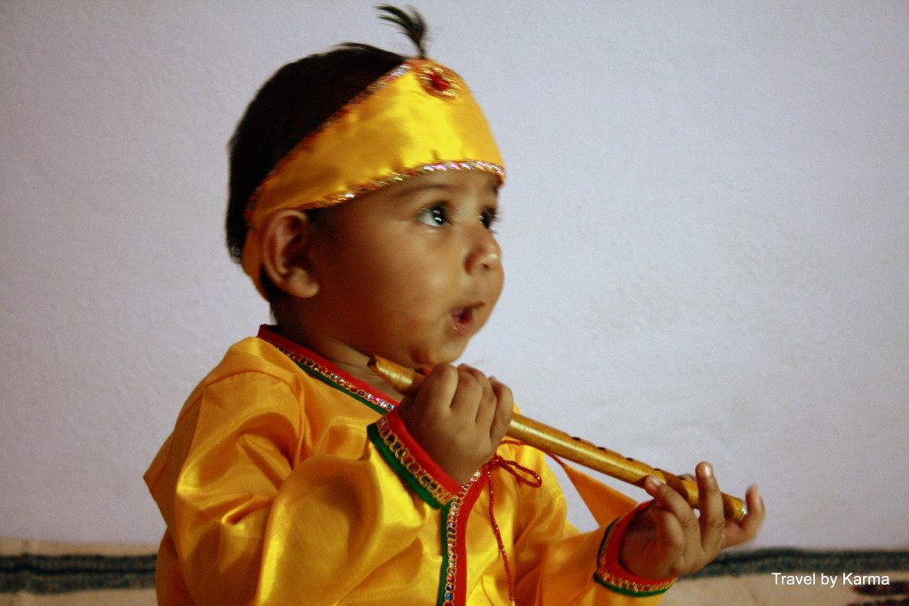 My little Krishna