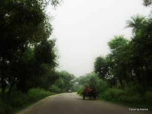 On our way to Lansdowne from Delhi
