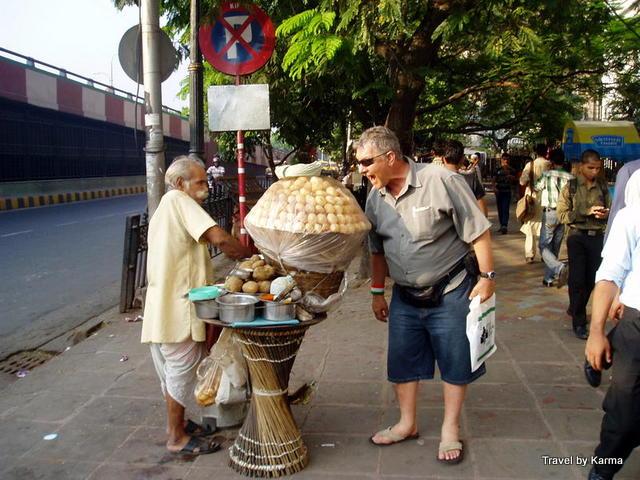 Food, Kolkata and Fun