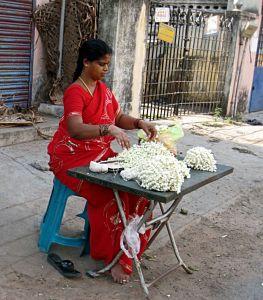 Chennai, Flower, Gajra