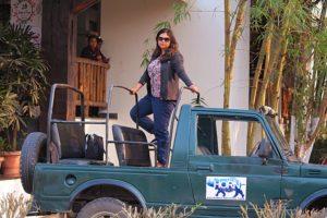 Jeep Safari at Kaziranga National Park