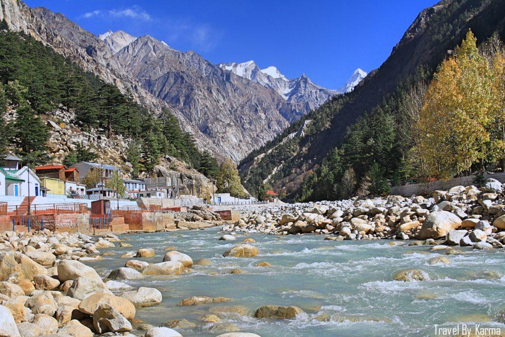 Char-dham-Gangotri