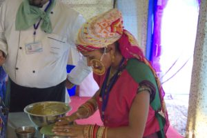 masterchef contest at tehri lake festival