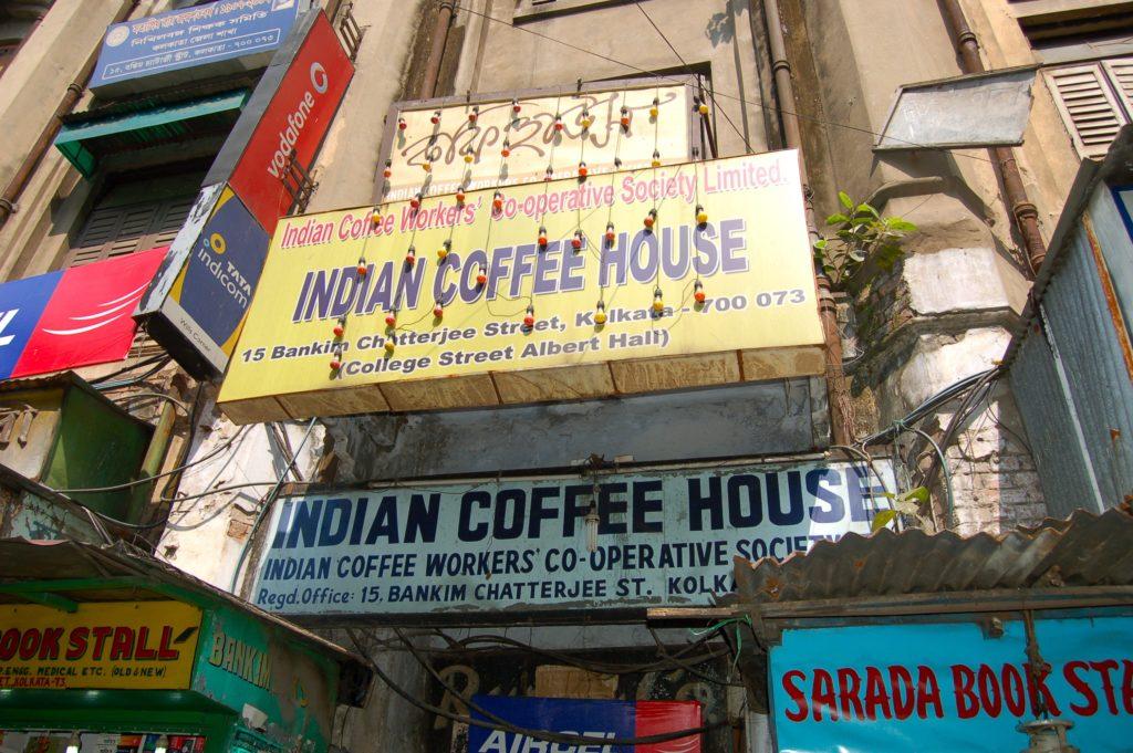 food shop of kolkata